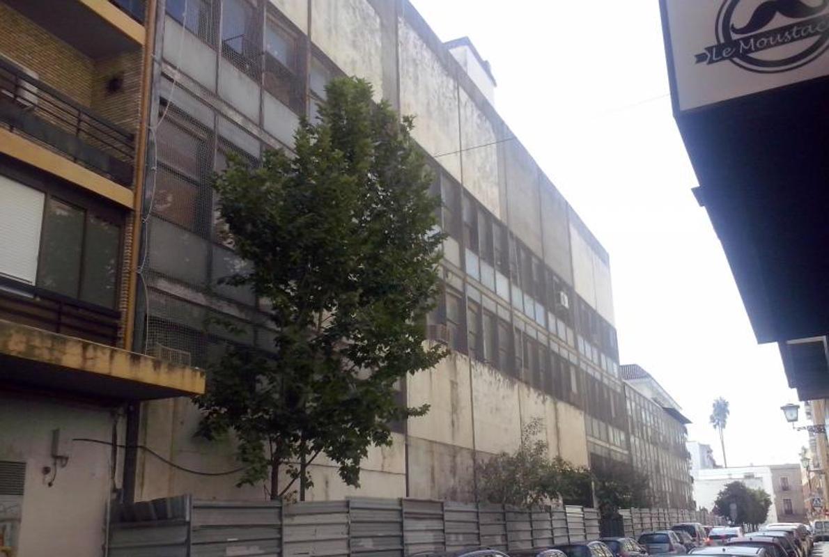 El colegio de arquitectos de sevilla tutelar las - Colegio de arquitectos sevilla ...
