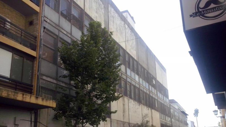 El colegio de arquitectos de sevilla tutelar las - Colegio arquitectos almeria ...