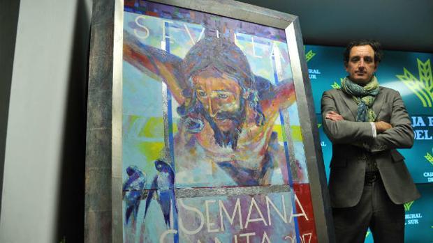 El cartel de la Semana Santa de 2017, de José Cerezal