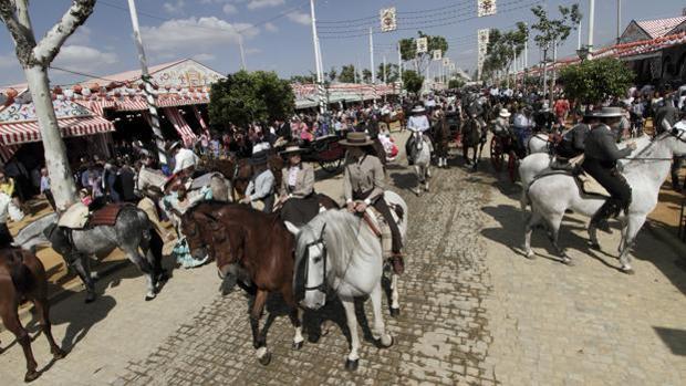 La propuesta del Gobierno municipal es mantener el actual formato de la Feria
