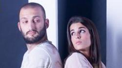 Ismael Pérez junto a Isabel Díaz
