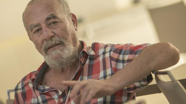 José Luis Ortiz Nuevo, funador de la Bienal de Flamenco, que en 2018 celebrará su XX edición