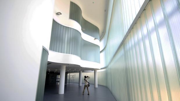 Imagen de la Factoría Cultural en el Polígono Sur en 2015
