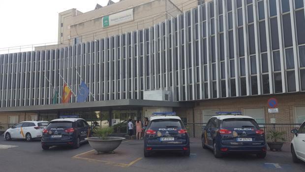 Efectivos de la Policía ya se encuentran en el centro hospitalario