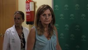 Marina Álvarez, consejera de Salud de la Junta
