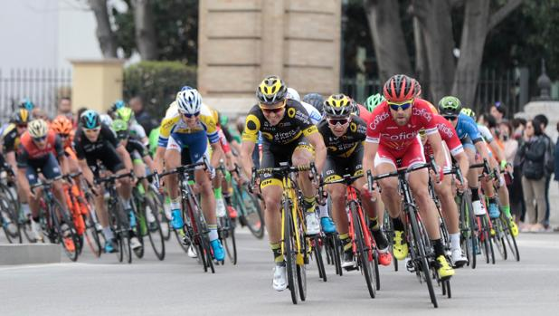 La Vuelta Ciclista a España llega a Sevilla este viernes