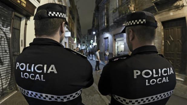La Policía Local ha detenido a un joven por conducir ebrio y sin carné