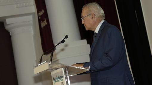 El director de ABC de Sevilla, Álvaro Ybarra