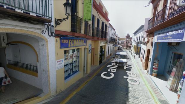 La agencia «Viajes Ecuador» en Gines