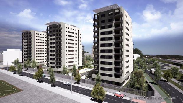 El precio de las viviendas vendidas en Sevilla en 2017 se sitúa en 121.000 euros, según la consultora Notegés