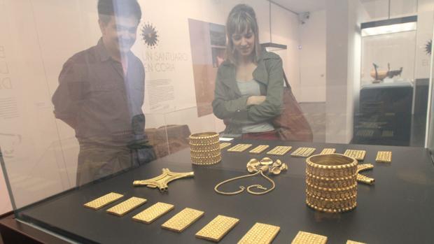 El Tesoro del Carambolo, uno de los grandes atractivos arqueológicos del mundo