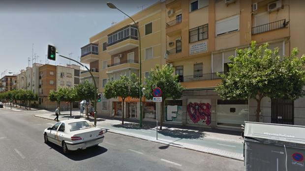 El boleto fue sellado en la administración de la Avenida del Greco