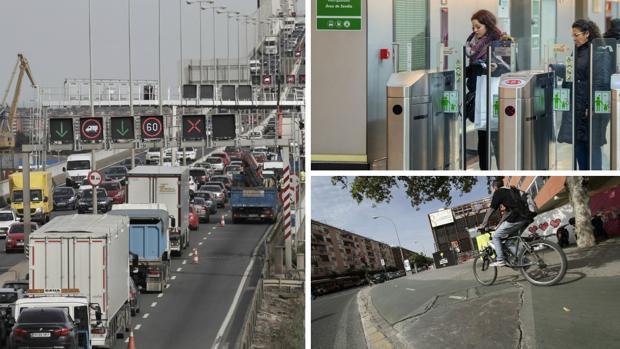 Las infraestructuras más urgentes de Sevilla