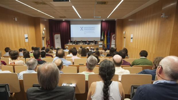 Recientemente se ha celebrado el décimo aniversario del Instituto de Matemáticas de la Universidad de Sevilla