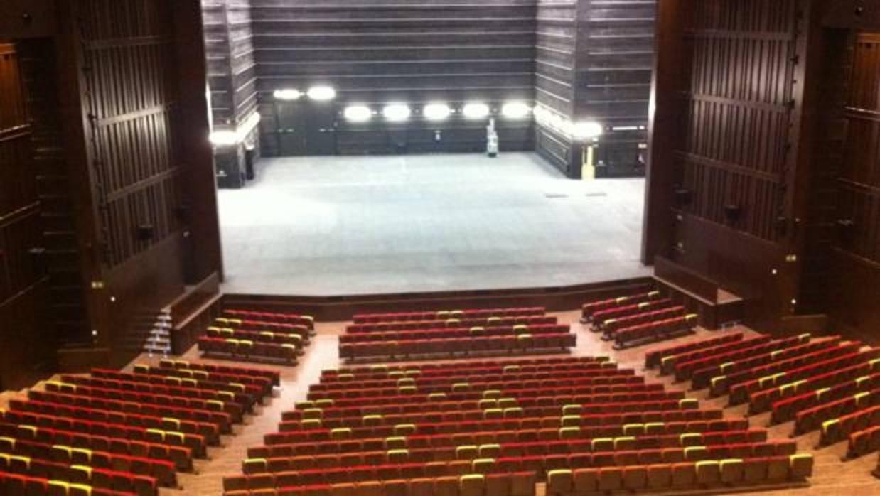 El teatro de la sgae se llamar cartuja center y abrir - La isla dela cartuja ...