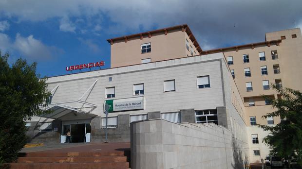 El área de Urgencias del Hospital de Osuna