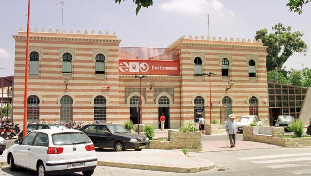 Estación de tren de Dos Hermanas
