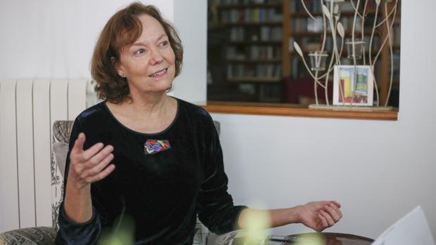 Victoria Stapells es, junto a su exmarido y socio, una de las grandes mecenas de la música en Sevilla
