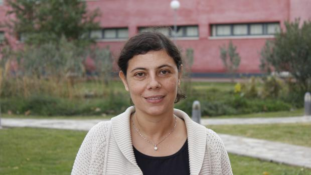 La catedrática Sofia Calero