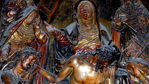 Hemeroteca: El retablo del Descendimiento en alta definición | Autor del artículo: Finanzas.com