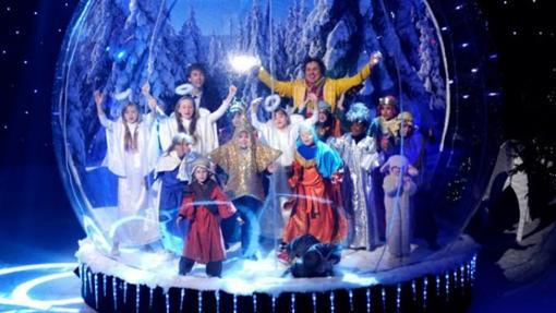 Bolas de navidad gigantes navidad de reciclaje y - Bolas navidad gigantes ...