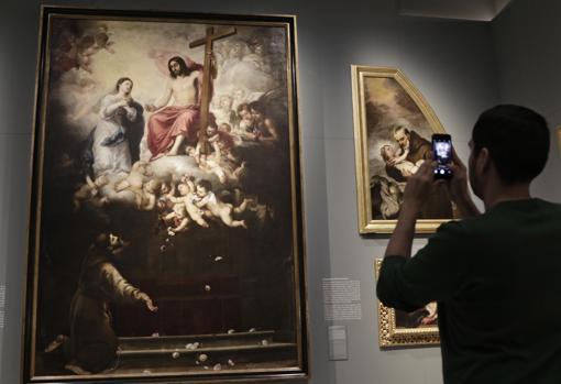 «Murillo y los Capuchinos»