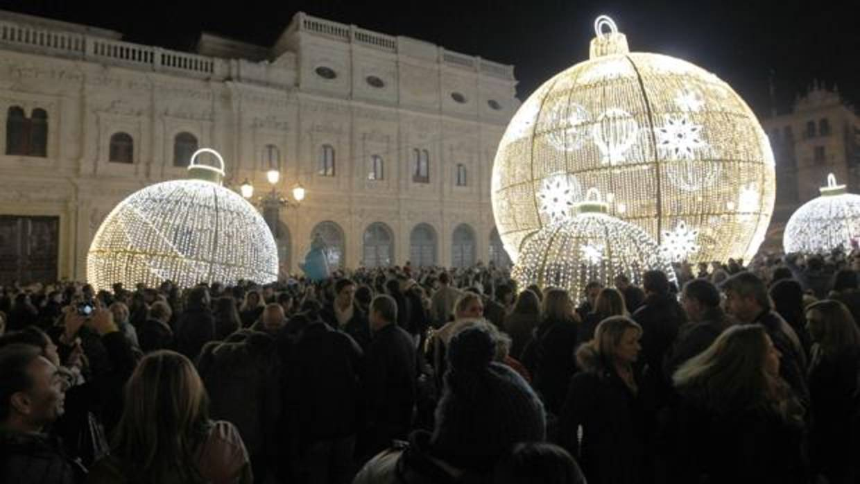 Iluminaci n navide a en sevilla el alumbrado de los tiesos - Iluminacion sevilla ...