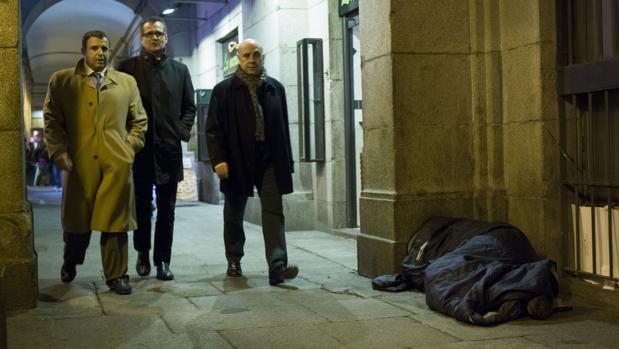 En Sevilla se contabilizaron el pasado año 444 personas sin hogar