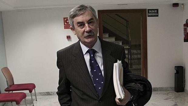El exedil del Ayuntamiento de Sevilla, Demetrio Cabello