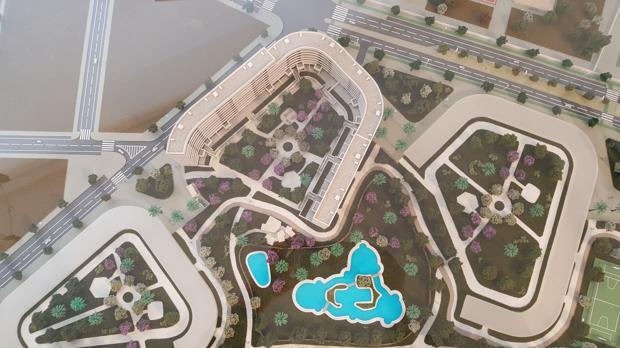 As ser el nuevo barrio de sevilla - Pisos nuevos en sevilla este ...