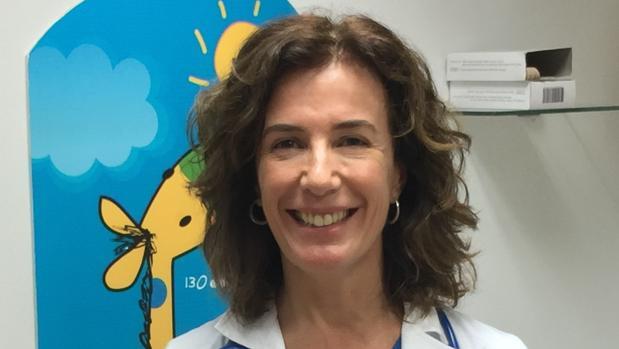 La pediatra María José Lirola
