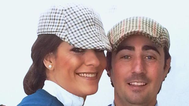 Sandra García y José Miguel Valero