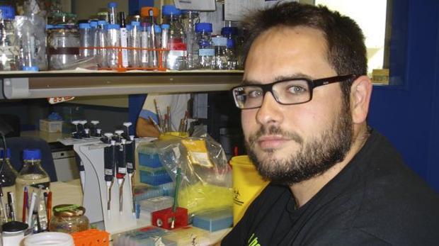 Luis María Escudero trabaja en el Departamento de Biología Celular de la Universidad de Sevilla