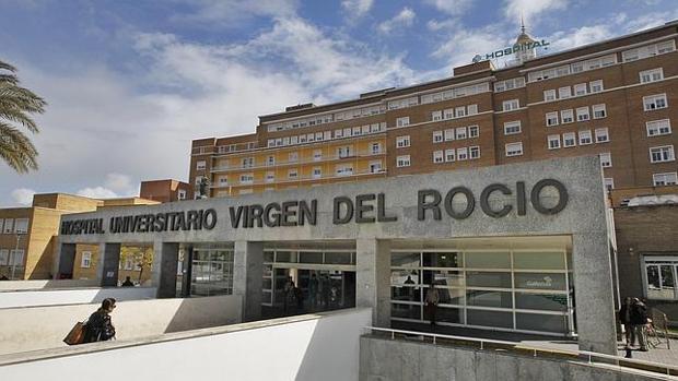 El hospital Virgen del Rocío de Sevilla
