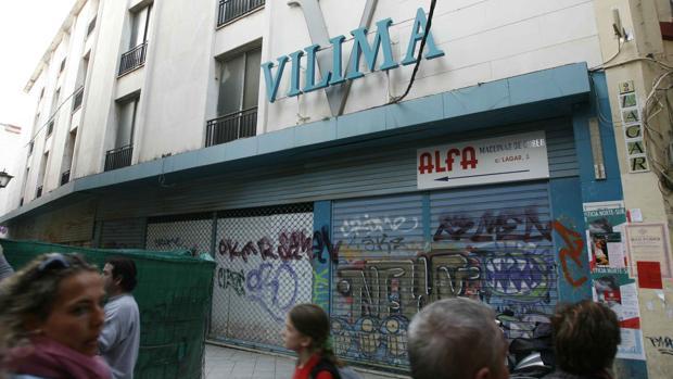 Edificio de Vilima, en la calle Lagar, comprado por seis millones de euros por H10 Hotels