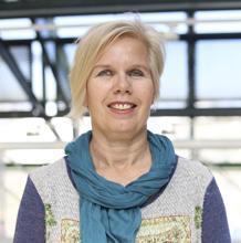 Evely Huizin, enfermera y asesora del Programa de Salud Mental del SAS