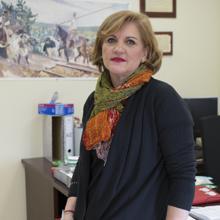 Rocío Marín, directora del Instituto de Medicina Legal y Ciencias Forenses de Sevilla