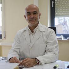 Julio Guija, jefe del servicio de Psiquiatría del Instituto de Medicina Legal