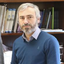 Lucas Giner, profesor del departamento de Psiquiatría de la Facultad de Medicina