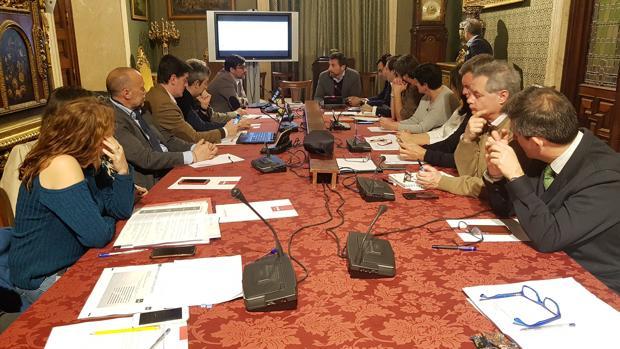 Reunión en la que se han debatido los asuntos turísticos