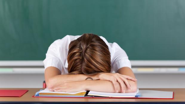 La encuesta de APIA habla de estrés, depresión y pesadillas en las docentes agredidas