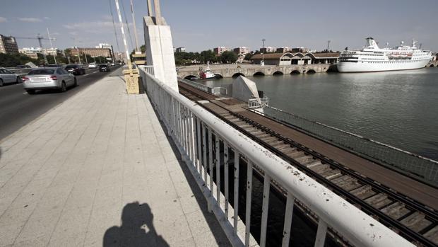 El puente de las Delicias