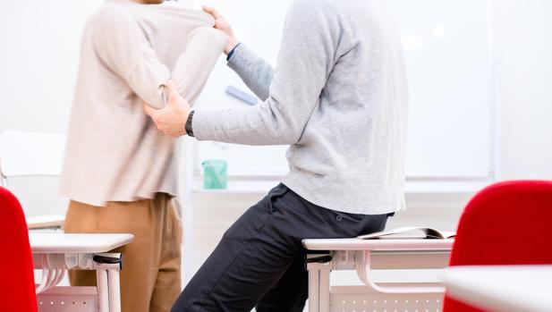 Unos diez mil profesores sevillanos han sufrido algún tipo de agresión