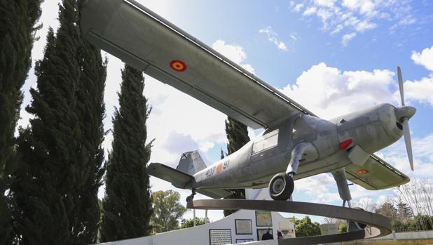 Tablada salda la deuda con su glorioso pasado en la aviación