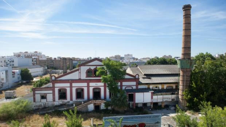 Acuerdo para 200 viviendas en la f brica de vidrios de sevilla - Fabricas de cristal en espana ...