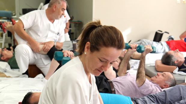 Unidad de Lesionados Medulares del Hospital San Juan de Dios del Aljarafe