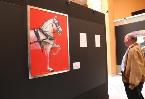Exposición de carteles inaugurada este jueves en el Ayunatmiento de Sevilla