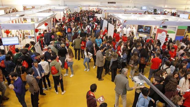 Arranca El Salón Internacional Del Estudiante De La Universidad De
