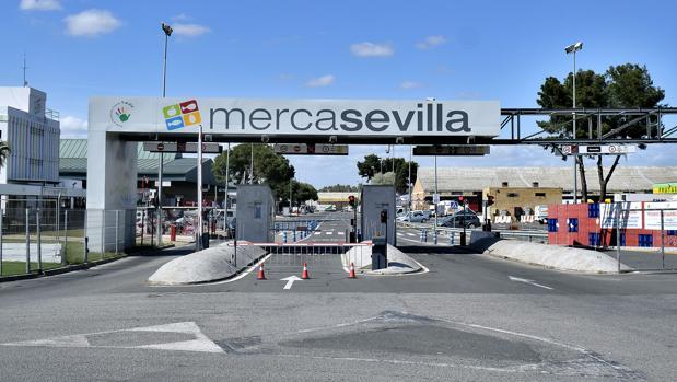 Puerta de Mercasevilla