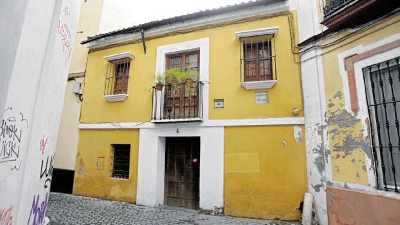 La casa natal de vel zquez en sevilla sale a la venta por for Alquiler casa en umbrete sevilla